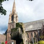 Außenansicht der Saint Andrew's Church in Fort William