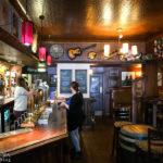 Innenansicht des Pubs The Grog & Gruel in Fort William