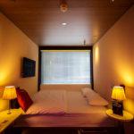 Doppelzimmer im citizenM Glasgow Hotel