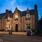 Außenansicht des Drumdale Bed and Breakfast in Inverness
