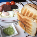 English Breakfast im Drumdale Bed and Breakfast in Inverness