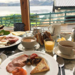 English Breakfast im Balmacara Mains Guest House in Kyle of Lochalsh