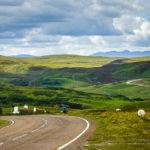 Die traumhafte Landschaft der schottischen Highlands