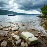 Das Ufer von Loch Ness