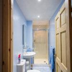 Bad im Zimmer im Ardbeg Guest House in Rhiconich