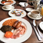 English Breakfast im Royal Hotel Thurso