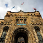 Eingangsportal des Edinburgh Castle