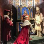 Ausstellung im Edinburgh Castle
