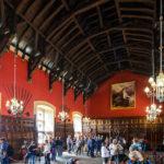 Die Große Halle im Edinburgh Castle