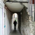 Lady Stair's Close auf der Royal Mile