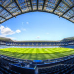 Panorama des Murrayfield Stadium