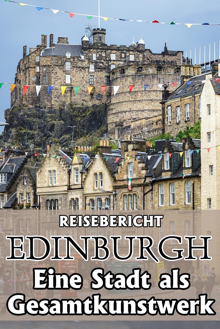Reisebericht zu Edinburgh in Schottland mit Erfahrungen zu Sehenswürdigkeiten, den besten Fotospots sowie allgemeinen Tipps.