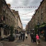 Die Fortgehmeile Rose Street