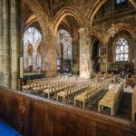 Innenansicht der St Giles' Cathedral