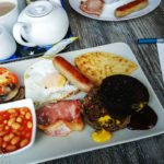 Scottish Breakfast im The Square Café