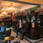 Innenansicht der Theatre Royal Bar