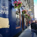 Außenansicht des World's End Pub