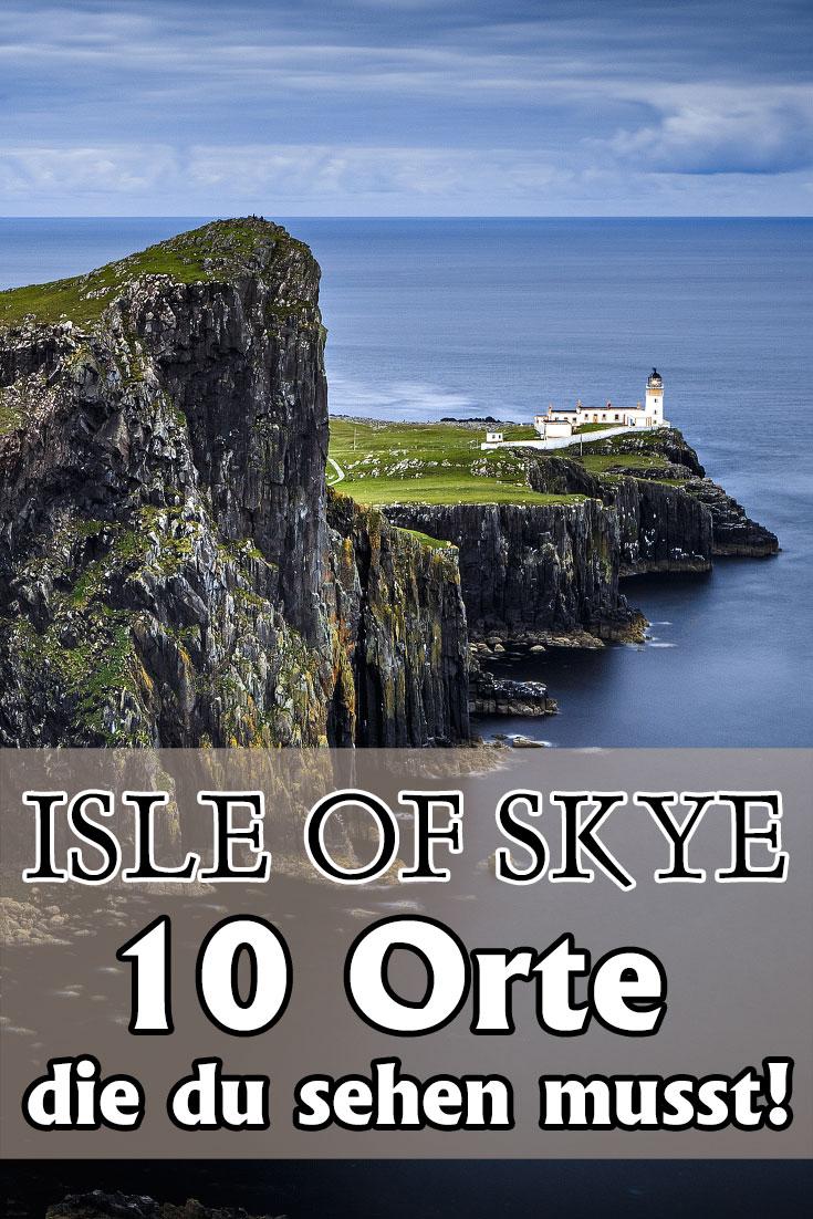 Reisebericht zur Isle of Skye in Schottland mit Erfahrungen zu Sehenswürdigkeiten, den besten Fotospots sowie allgemeinen Tipps und Restaurantempfehlungen.