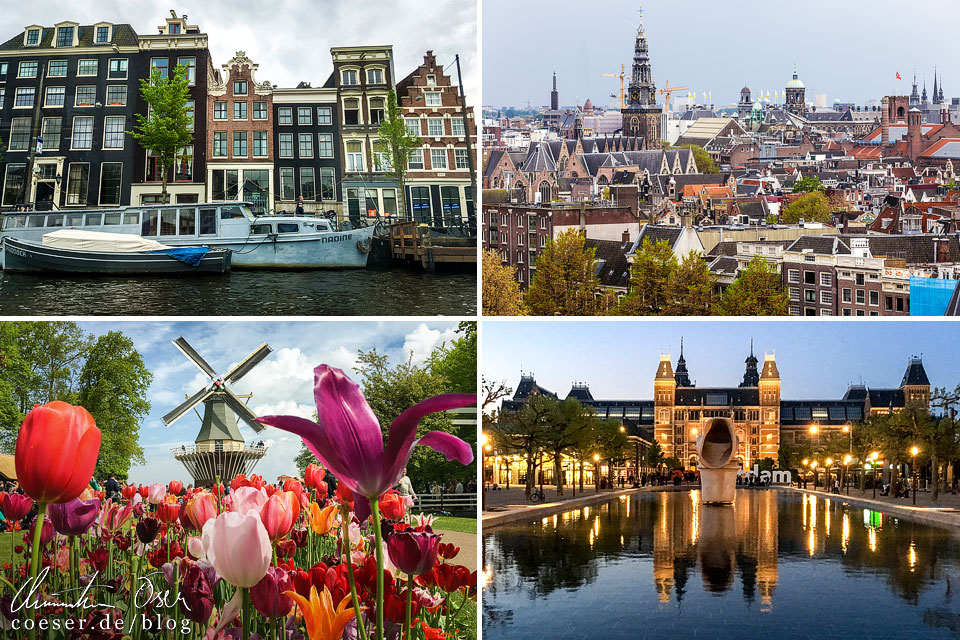Reiseempfehlungen, Inspiration und Fotos aus Amsterdam