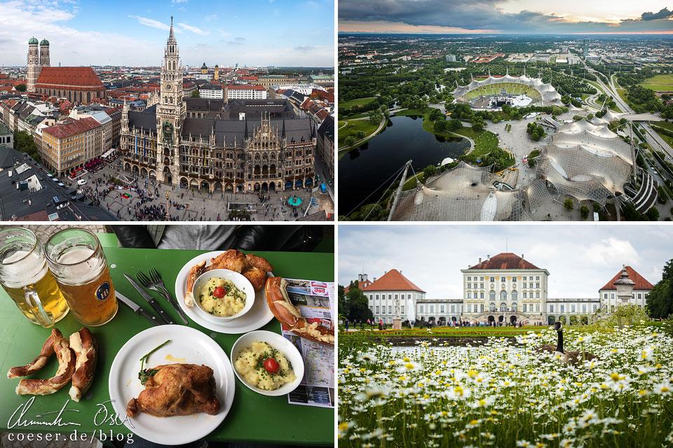 Reiseempfehlungen, Inspiration und Fotos aus München