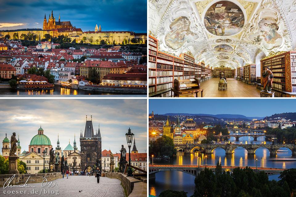 Reiseempfehlungen, Inspiration und Fotos aus Prag