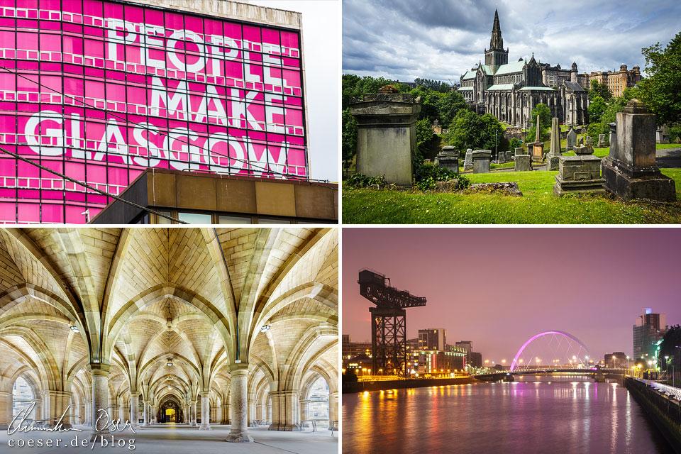 Reiseempfehlungen, Inspiration und Fotos aus Glasgow