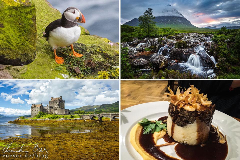 Reiseempfehlungen, Inspiration und Fotos aus Schottland