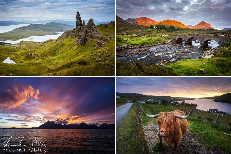 Reiseempfehlungen, Inspiration und Fotos von der Isle of Skye in Schottland