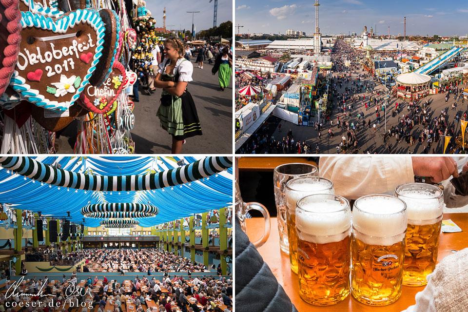 Reiseempfehlungen, Inspiration und Fotos vom Münchner Oktoberfest