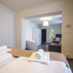 Doppelzimmer im Hotel Residence TGM in Znaim