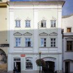 Außenansicht des Hotel Residence TGM in Znaim