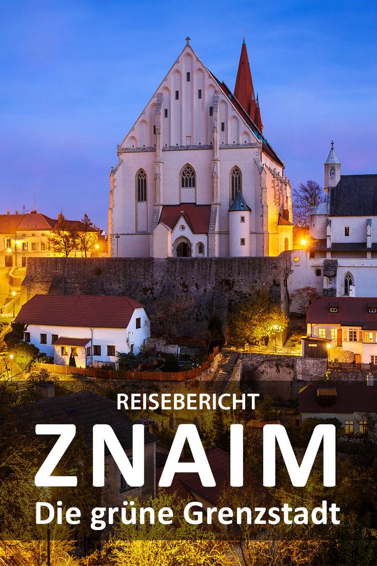 Reisebericht über Znaim (Znojmo) in Tschechien mit Erfahrungen zu Sehenswürdigkeiten, den besten Fotospots, allgemeinen Tipps und Restaurantempfehlungen.