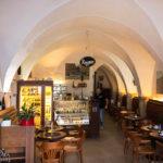Innenansicht des Restaurant U zlaté konve in Znaim