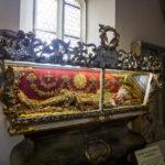Reliquie des Märtyrers Hl. Bonifatius in der St.-Nikolaus-Kirche in Znaim