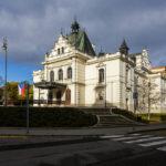 Das Stadttheater in Znaim
