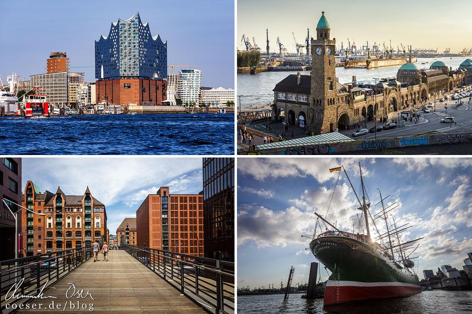 Reiseempfehlungen, Inspiration und Fotos aus Hamburg