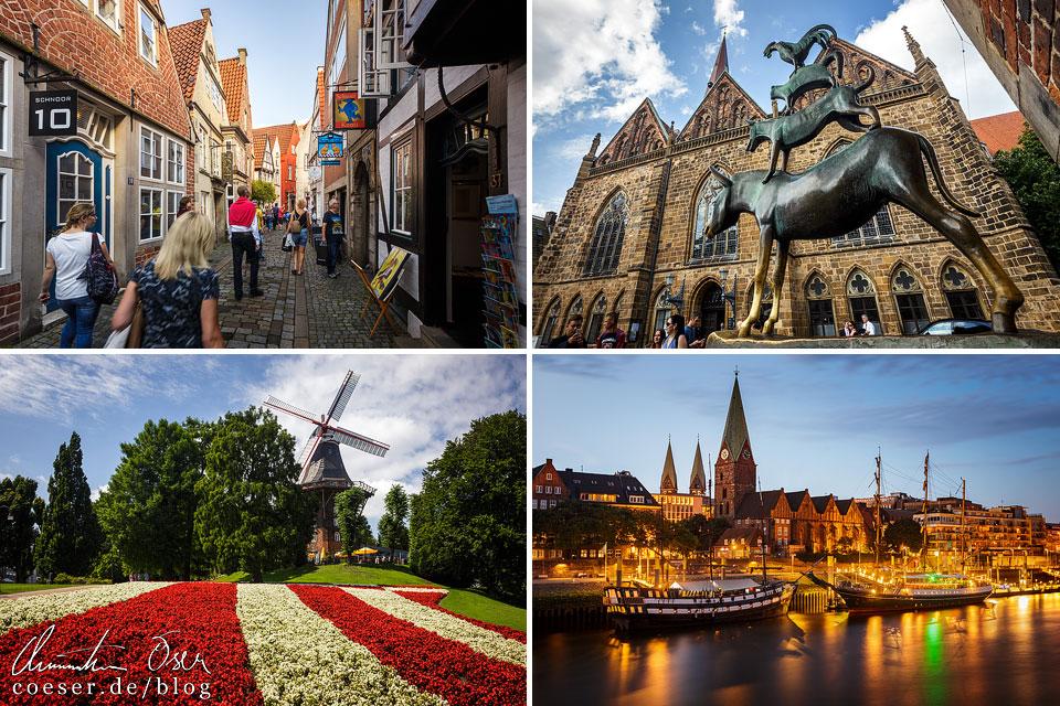 Reiseempfehlungen, Inspiration und Fotos aus Bremen