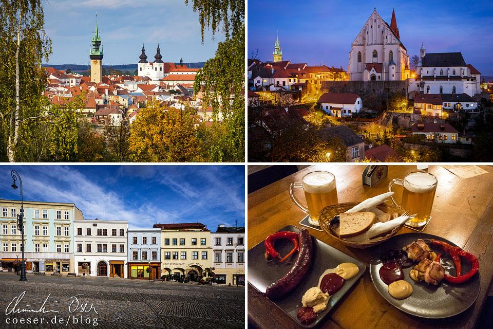 Reiseempfehlungen, Inspiration und Fotos aus Znaim