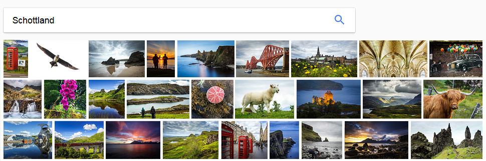 Eindrücke aus Schottland