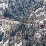 Der Semmering Bahnwanderweg