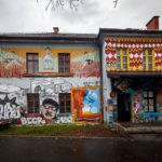 Das alternative Zentrum Metelkova in Ljubljana