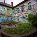 Das alternative Zentrum Metelkova in Ljubljana