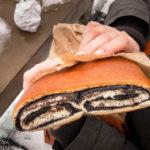 Ebenfalls sehr zu empfehlen ist ein Mohnstrudel der Bäckerei Pekarna Delfina