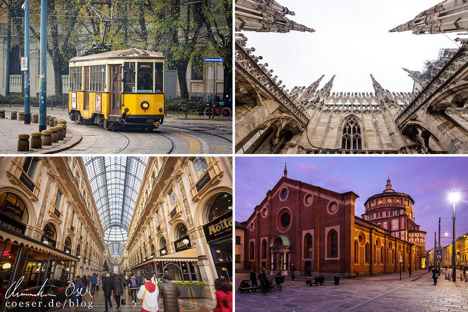 Reiseempfehlungen, Inspiration und Fotos aus Mailand