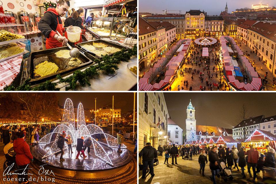 Reiseempfehlungen, Inspiration und Fotos aus Bratislava