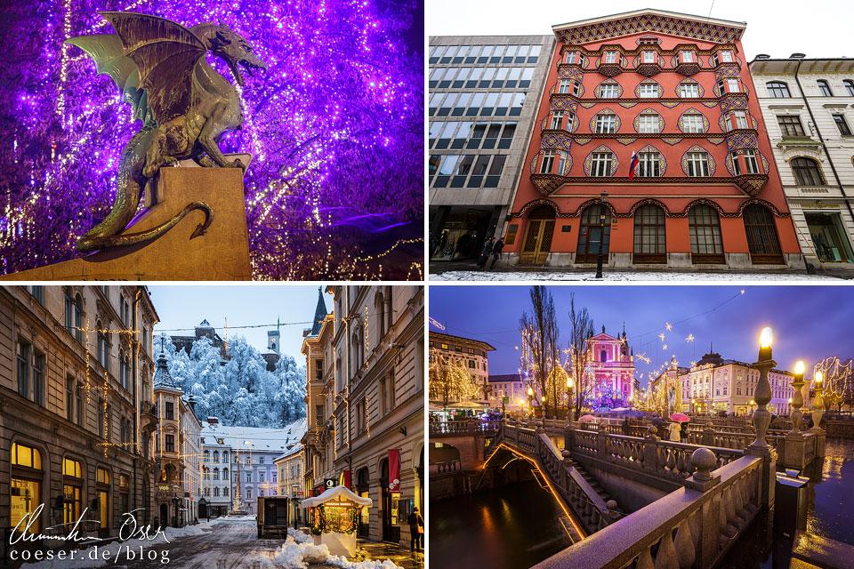 Reiseempfehlungen, Inspiration und Fotos aus Ljubljana