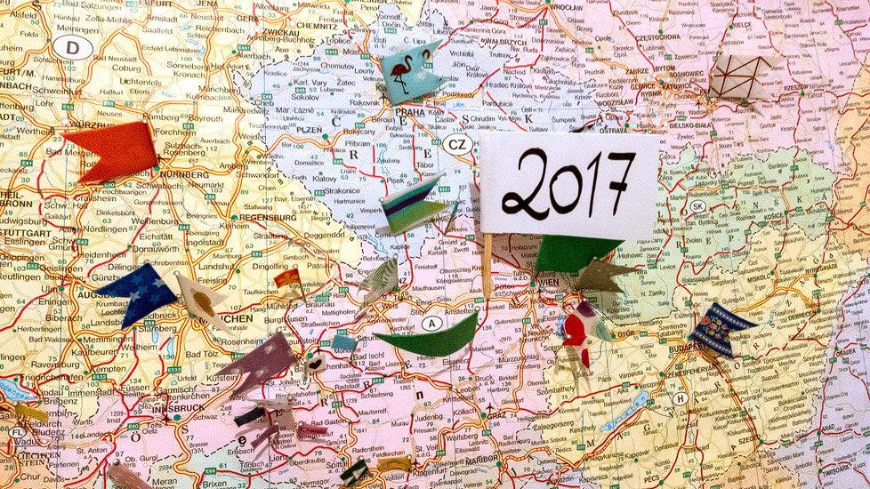 Reiseempfehlungen und Reiseinspirationen 2017