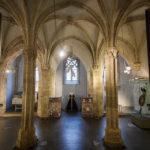 Der Kapitelsaal in der Ziegenkirche in Sopron