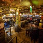 Innenansicht des Delirium Cafés und Bar