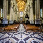 Innenansicht der Eglise Sainte-Catherine